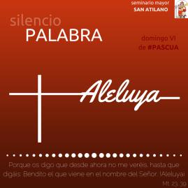 PALABRA 6º DOMINDO DE PASCUA